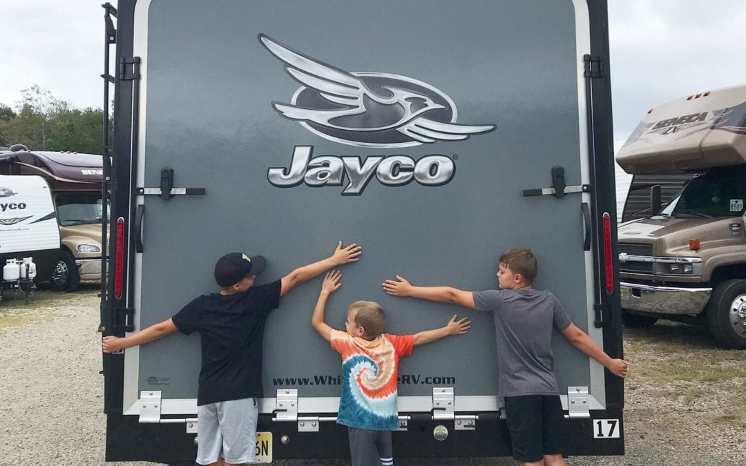 Why We Traded in our Octane 272 Toy Hauler for an Eagle Travel Trailer