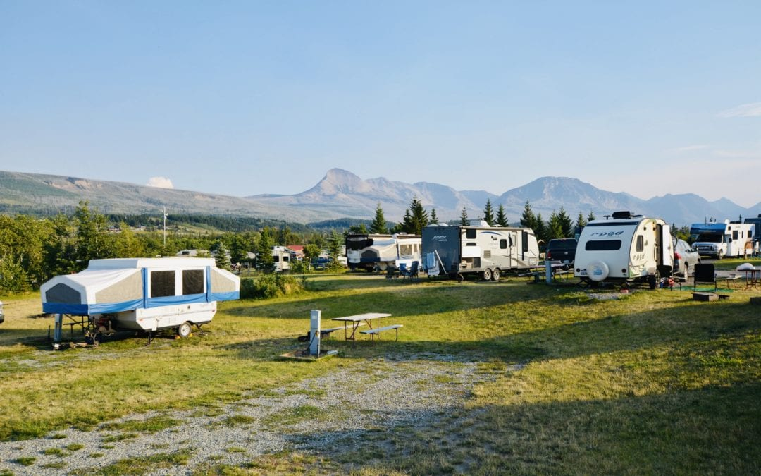 St. Mary / East Glacier KOA: A Campground Review
