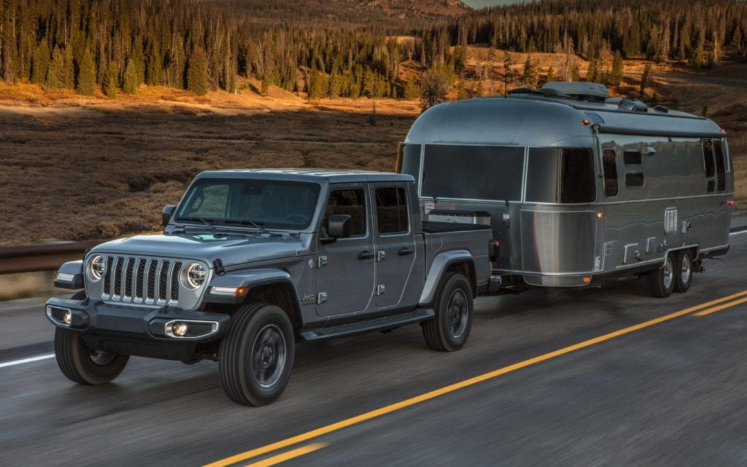 The New 2020 Jeep Gladiator: Engine Specs and Tow Capability