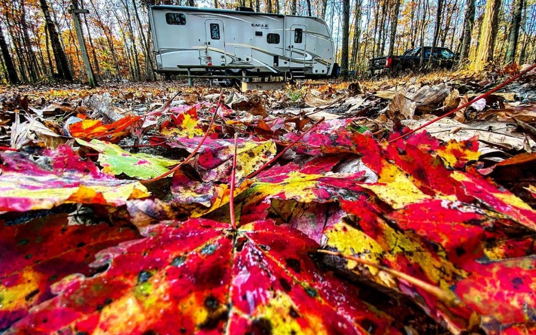 Tips for Celebrating the Holidays at the Campground