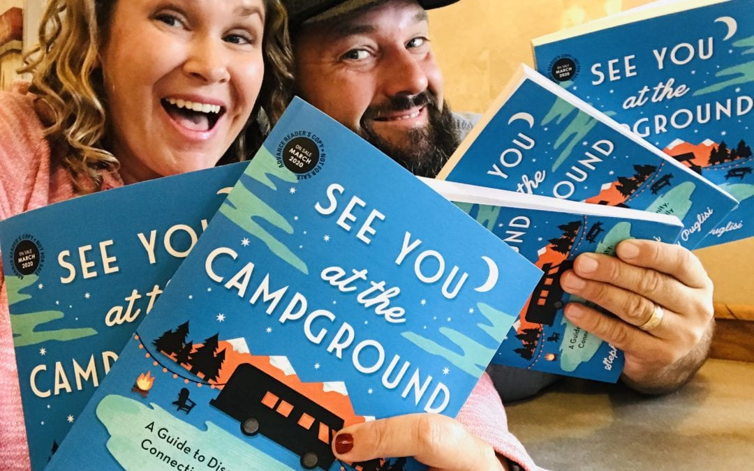 Celebrating the New Year: The RV Atlas talks new jobs, new books, RV shows, and travel plans in 2020