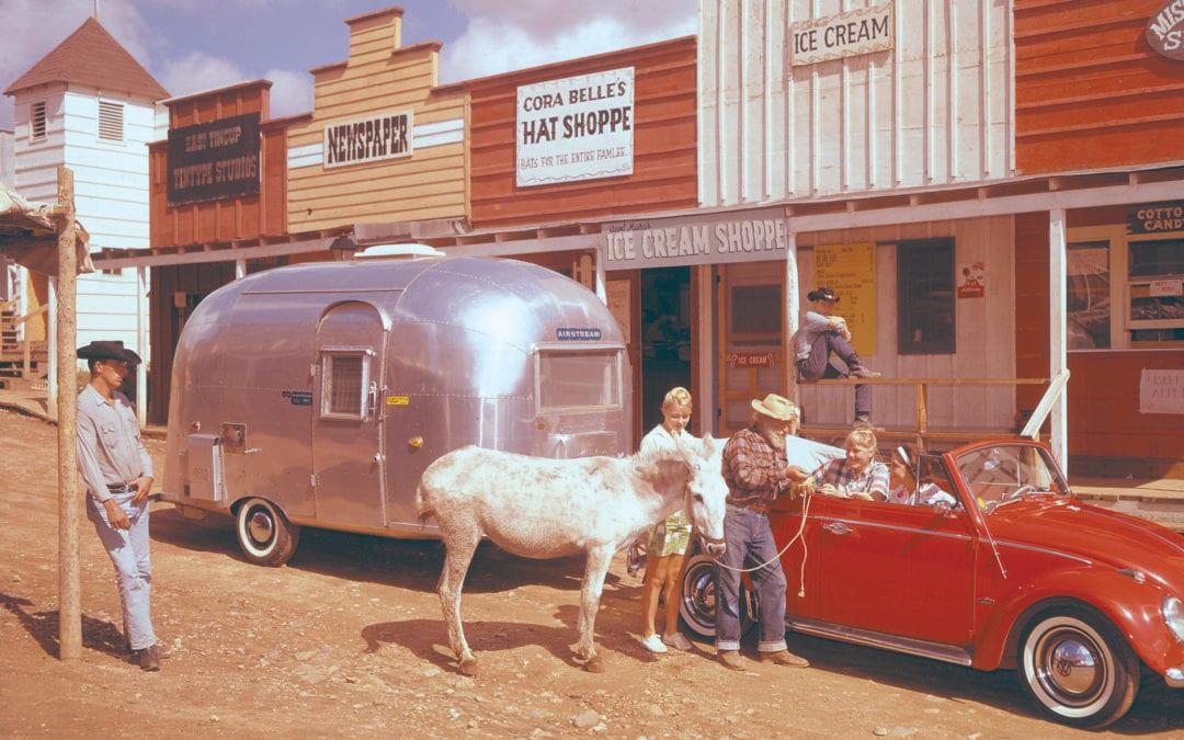 1961 Bambi Airstream Renovations with Patrick Botticelli