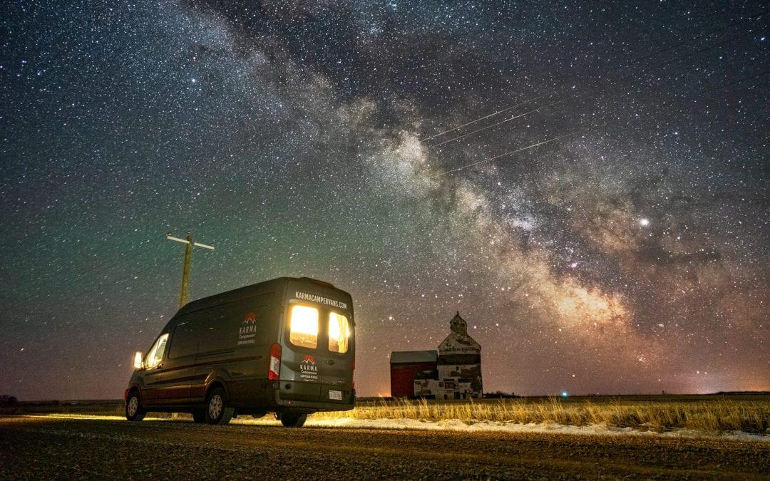 Karma Campervans: Rental Campervans in Canada