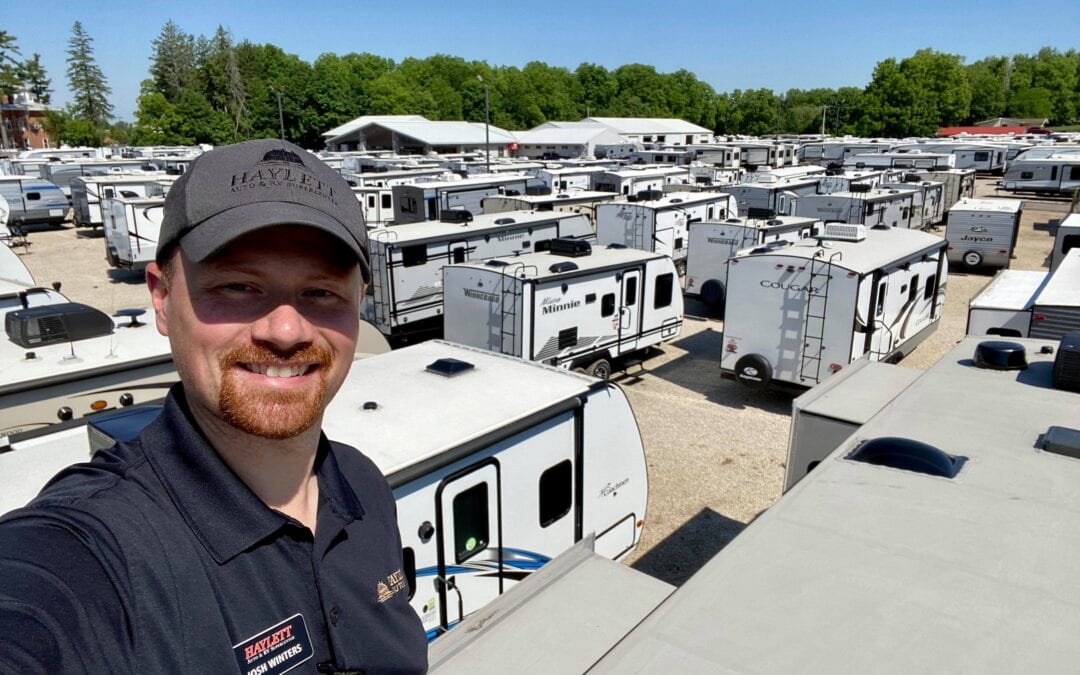How One RV Dealership Handled the Global Pandemic