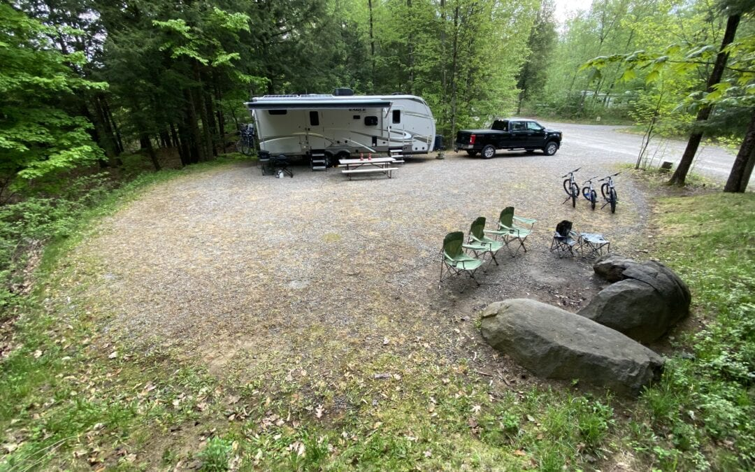 Campground Review: Moose Hillock Campground in Lake George, New York