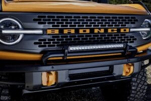 2021 Ford Bronco 13
