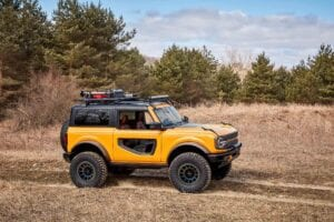 2021 Ford Bronco 15