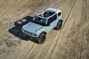 2021 Ford Bronco 20