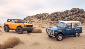 2021 Ford Bronco 4