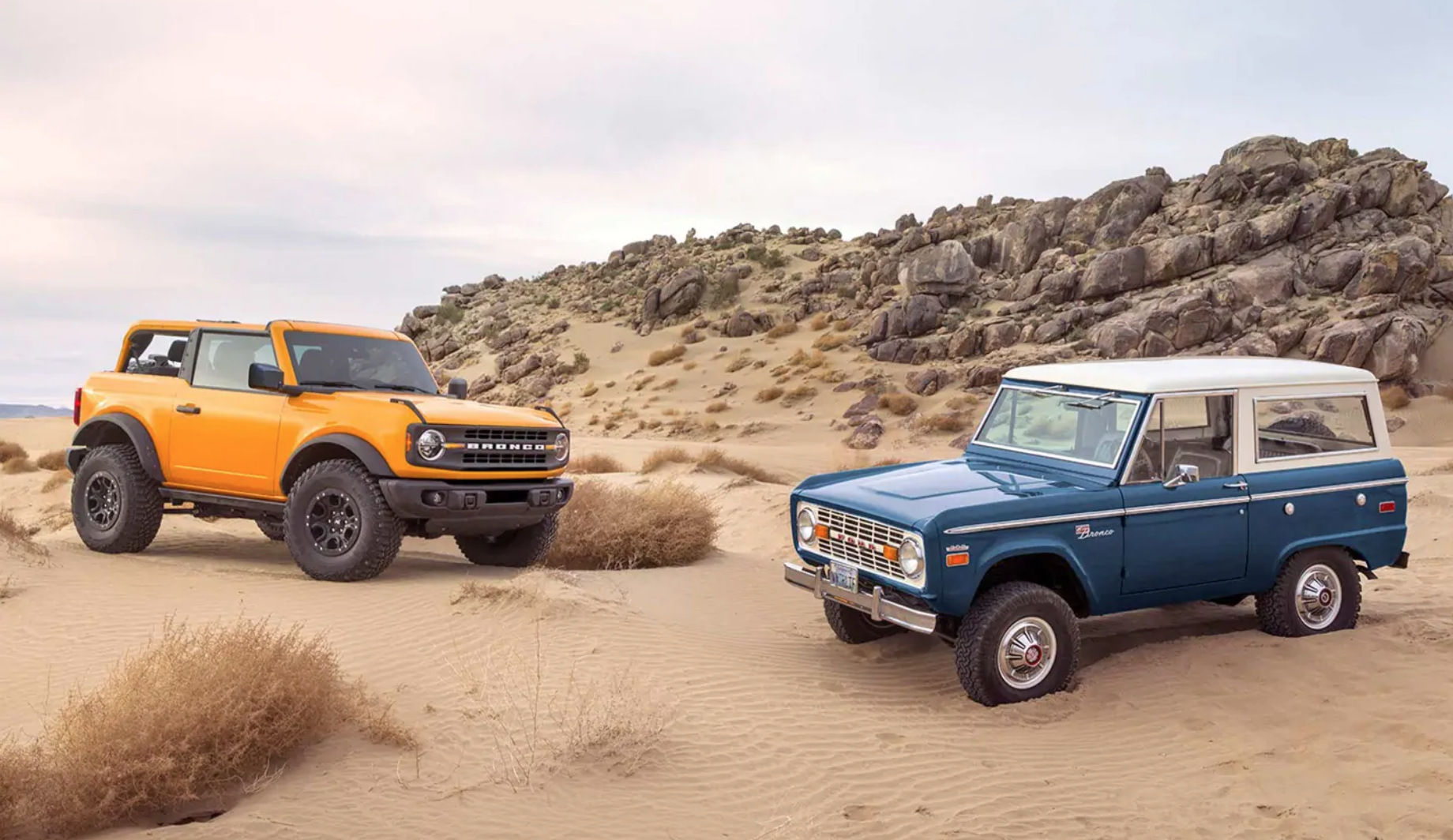 Say Hello To The All New Ford Bronco The Rv Atlas