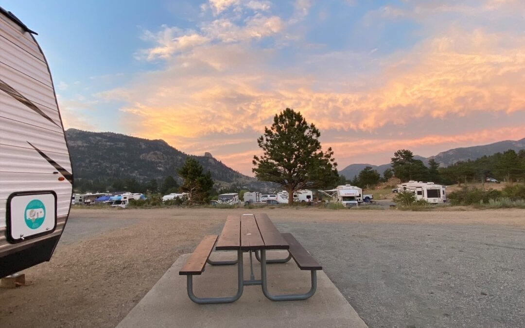 Campground Review: Estes Park Campground at Mary's Lake