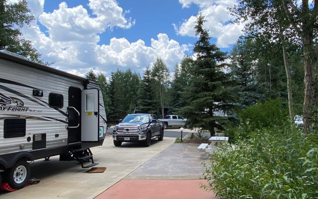 Campground Review: Tiger Run RV Resort Near Breckenridge, Colorado