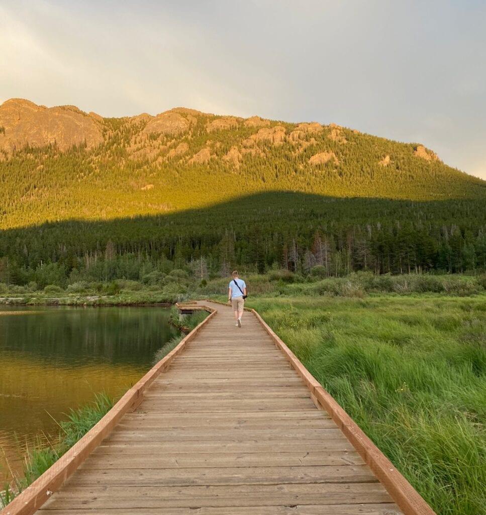 Lily Lake RMNP