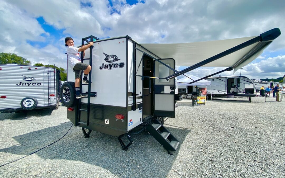 Introducing the Jayco Jay Feather Micro Series