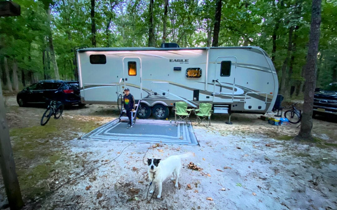 How Our RV Saved Us During the Most Stressful Week of Our Lives