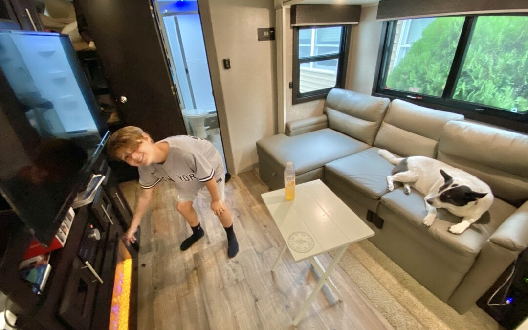8 Features That We Loved While Living in our RV
