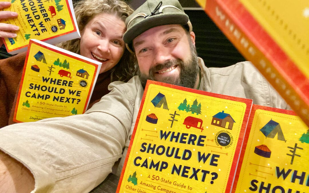 Where Should We Camp Next? A Behind the Scenes Look!