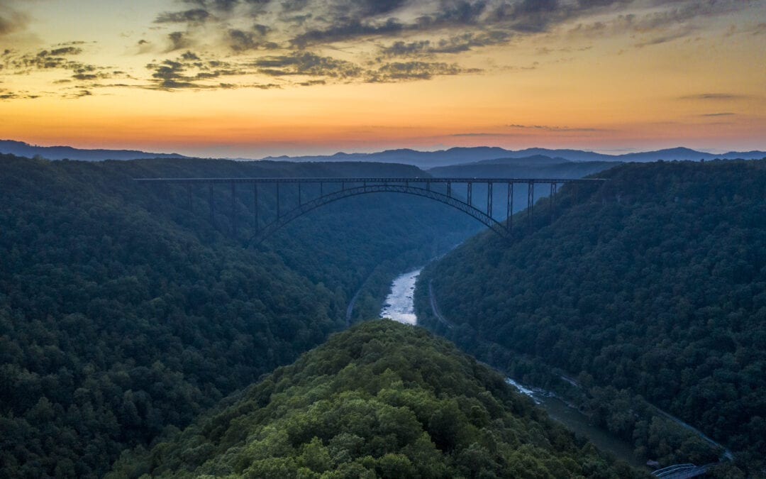 America's Newest National Park! West Virginia's New River Gorge