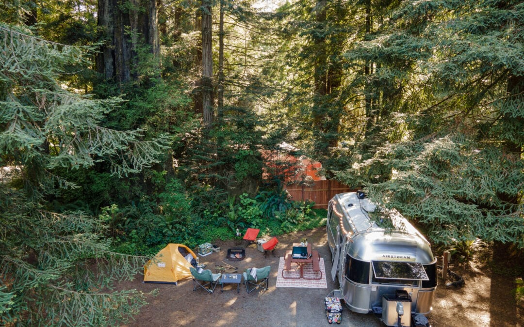 4 Amazing Campgrounds in the Pacific Northwest!