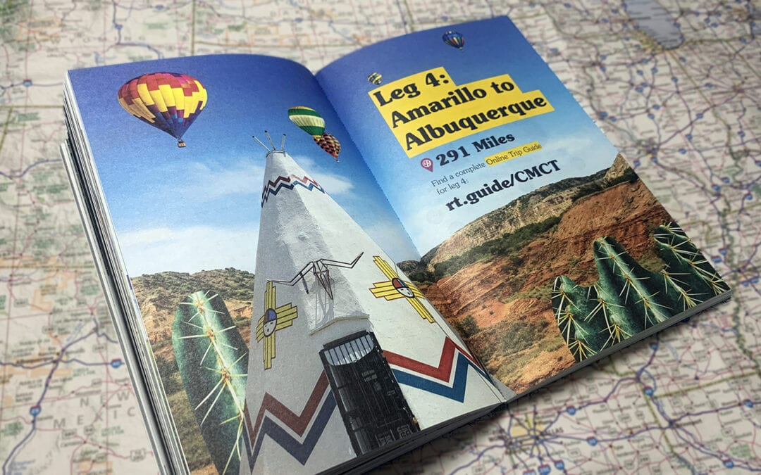 (Get Your Kicks on) Route 66 With Roadtrippers!