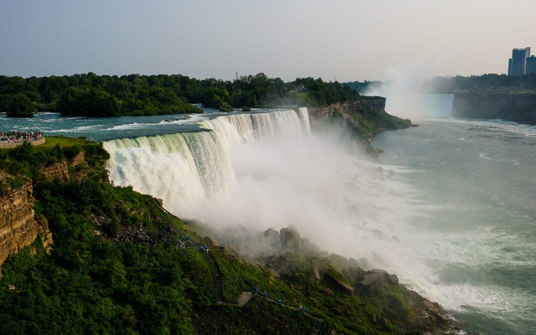 Campground Review! Four Mile Creek Near Niagara Falls, NY